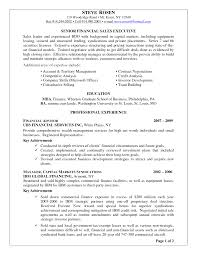 resume financial consultant resume perfect financial consultant resume full size