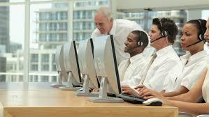 Call Center Stock Footage Video - Shutterstock Supervisor Managing a Call Center Team