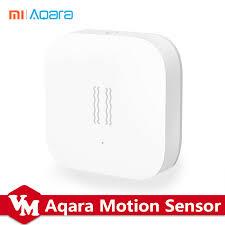 Original <b>Xiaomi Aqara Motion</b> Sensor Mijia <b>Aqara</b> Shock Sensor ...