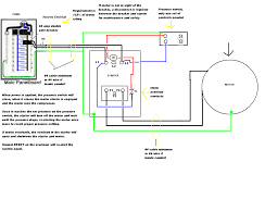 3 phase air compressor wiring diagram wiring diagram and two wire control circuits