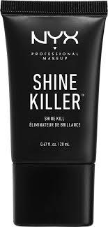 <b>NYX Professional Makeup</b> Shine Killer Матирующий <b>праймер</b>, 20 мл