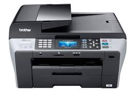 Đổ mực máy in phun màu Brother MFC-6490/ MFC6490CW/ MFC-5890/ MFC-5490CN/ MFC-5890CN/ MFC-290C/ 490CW/ 5490CN/ BROTHER DCP-145C/ 165C/ 185C/ 6690CW/ DCP-165C/ MFC-290C/ MFC-490CW thật đơn giản