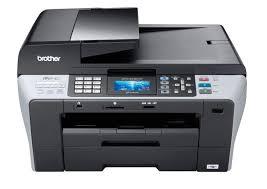 Đổ mực máy in phun màu Brother MFC-6490/ 6490CW/ 5890/ 5490CN/ 5890CN/ 290C