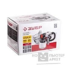<b>Краскопульт Зубр КПЭ</b>-<b>650</b> — купить в интернет магазине ...