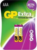 «<b>Батарейки Gp Extra</b> Alkaline 24ax lr03 <b>Aaa</b> 2 шт» — <b>Батарейки</b> и ...