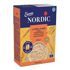 """<b>Хлопья</b> """"<b>Nordic</b>"""" <b>4-х</b> зерновые, 600 г, Финляндия - купить c ..."""