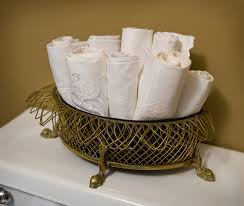 guest bathroom towels: boring to beautiful  tips for restyling your bathroom nell hills
