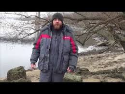 Обзор бюджетного рыболовного костюма <b>Nova Tour</b> Омуль ...