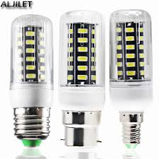 <b>Ampoule Led</b> Bulb Light E27 <b>B22 E14</b> GU10 AC220V Candle ...