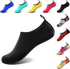 Amazon.com | VIFUUR Water Sports Shoes Barefoot Quick-Dry ...
