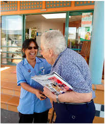 working in aged care now the needs of older people