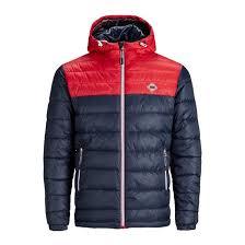 <b>Куртка</b> стеганая <b>утепленная</b> с капюшоном jorhardylight Jack ...