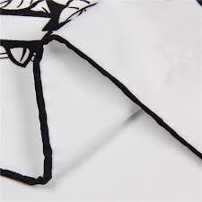 POBING 90x90cm <b>Silk Scarf</b> Women Couple Leopard Print Manual ...