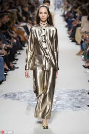 <b>Chinese style</b> becomes <b>fashion</b> trend for 2018 - Chinadaily.com.cn