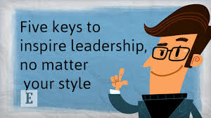5 keys to inspiring leadership no matter your style