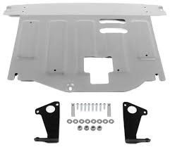 Купить <b>Защита картера</b> и КПП <b>Rival для</b> Kia Seltos CVT 4WD ...
