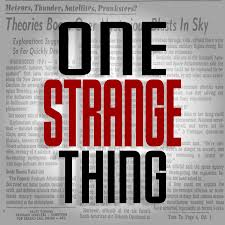 One Strange Thing