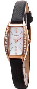 Японские наручные <b>часы Orient UBTS002W</b> женские кварцевые