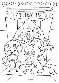Small Picture Chicken Little Coloring Page Chicken Little Picture nebulosabarcom