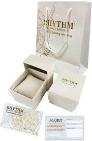 Наручные <b>часы Rhythm P1201S02</b> — купить в интернет ...