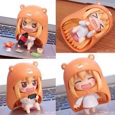 <b>10cm</b> PVC <b>Anime Himouto Umaru</b>-<b>chan</b> Doma Umaru Toy | Shopee ...