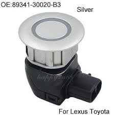 89341 30020 pdc park sensor for toyota crown majesta new backup reverse parking assist sensor alarm systems car accessory