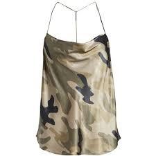 Women's Afrm Finn Cowl Neck <b>Tank</b> ($38) liked on Polyvore ...