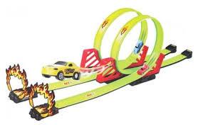 Детский <b>пусковой трек Track</b> Racing длина трека 550 см - 68816 ...