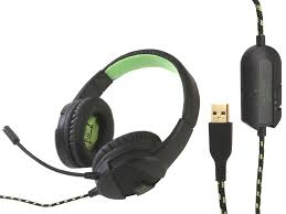 <b>Наушники Harper Gaming Mirage</b> GHS X15 Black Green - ElfaBrest
