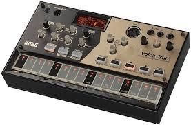 <b>Korg Volca Drum</b> – перкуссионный <b>синтезатор</b> | ProSound