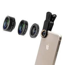 Godefa 3 in 1 HD Camera Lens Kit, 0.63X Super Wide ... - Amazon.com