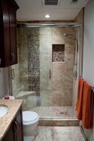 Modern Bathroom Colors Brown Color Shades Chic Bathroom Interior - Bathroom wraps