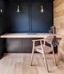 built in desk ideas home office contemporary with office shed wood wall paneling built in office desk ideas