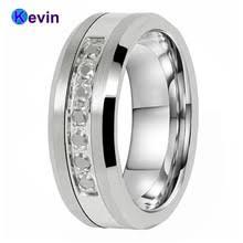 Мужское и женское <b>кольцо</b> из вольфрамовой стали, обручальное ...