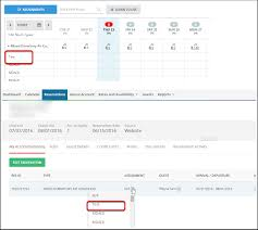 how to edit room s myfrontdesk it s done you can easily see the change in your calendar and room assignments