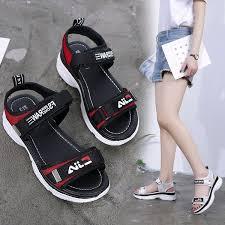 Ready Stock <b>Summer</b> Women's <b>Shoes</b> Causal <b>Sandals</b> Students ...