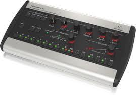 P16-M | In-Ear Monitoring | Signal <b>Processors</b> | Behringer ...