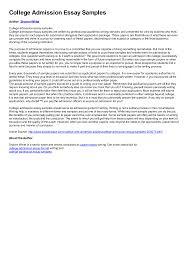 university application essay sampleentry essay topics fitness  socialsci co advice for writing application essays owl purdue university