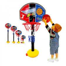 <b>Portable Basketball Stand</b> - <b>Children</b>