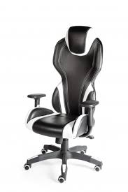 <b>Кресло</b> для персонала <b>Norden F1</b> CX0912H01 black white ...
