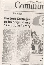 history andrew carnegie and carnegie libraries