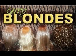<b>Envy</b> Wigs <b>Blonde</b> Color Showcase Light and Medium <b>Blonde</b> ...