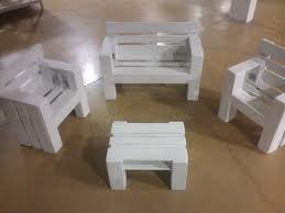 diy pallet kids furniture set build pallet furniture
