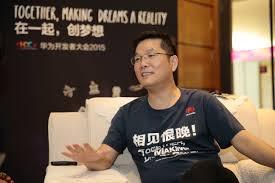 huawei ict transformation patrick zhang interview huawei ict transformation strategy patrick zhang huawei developers congress interview
