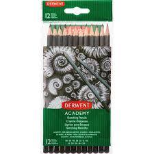 <b>Набор чернографитных карандашей Derwent</b> Academy Sketching ...