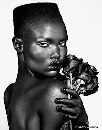 Image result for sudanese models