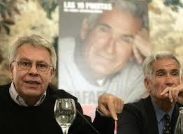Rafael Vera: González podría haber acabado en la cárcel si se hubiese responsabilizado - felipe_gonzalez_rafael_vera