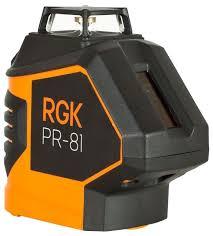<b>Лазерный</b> уровень самовыравнивающийся <b>RGK PR</b>-<b>81</b> ...