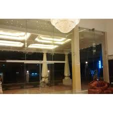 Swing <b>Transparent</b> Glass Door, Rs 580 /square feet, <b>Creative Glass</b> ...