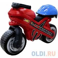 <b>Каталка</b>-<b>мотоцикл Coloma Moto</b> MX пластик от 2 лет 46765 со ...